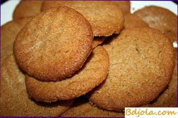 Honey chocolate cookies