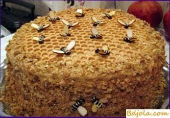 The Honey Bread