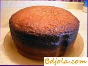 Honey cake dark