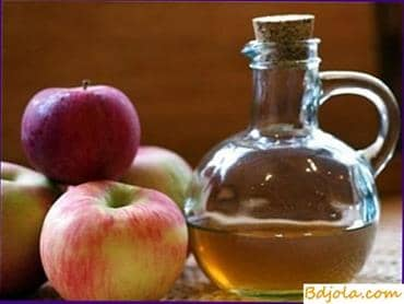 How to cook apple cider vinegar