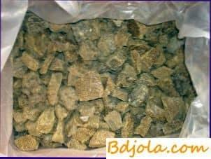 Types of propolis