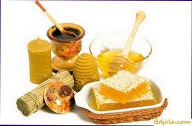 Recipes for honey treatment