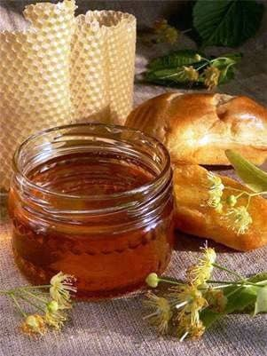 Honey recipes from allergies in children