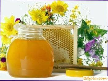 Vitaminized honey