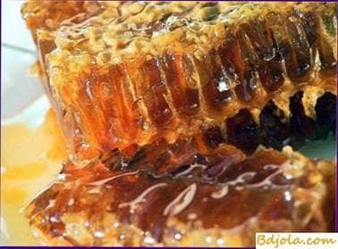 Beet hips honey