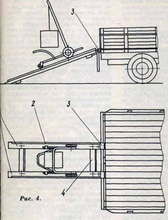 How to make a universal trolley at home