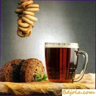 Honey dried kvass