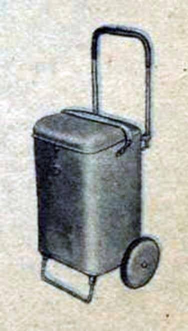 Hand trolley