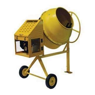 Home concrete mixer