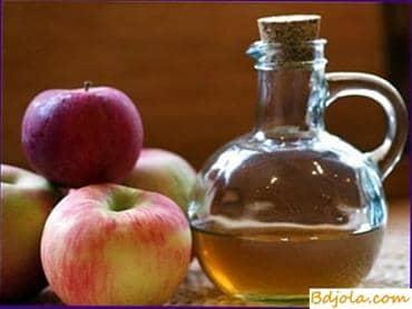 Cómo cocinar vinagre de sidra de manzana