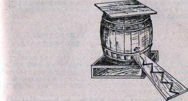Proporcionar abejas con agua