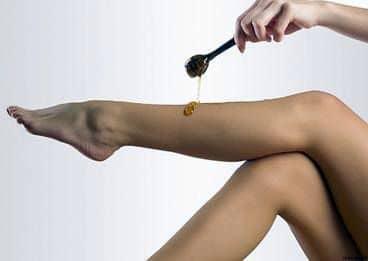 Crema para pieles secas con cera