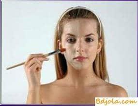 Cómo deshacerse de la vellosidad en la cara
