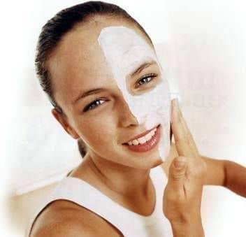 Si hay manchas rojizas y picazón en la cara