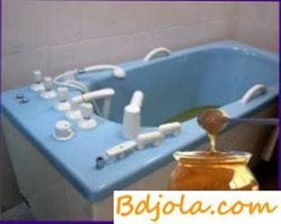 Baños de miel