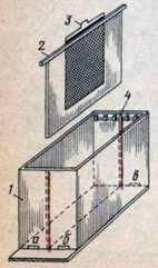 Colmena doble núcleo