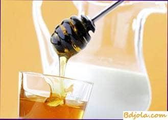 La miel como pastilla para dormir