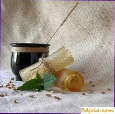 Mint miel