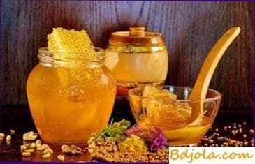 Miel de manzano