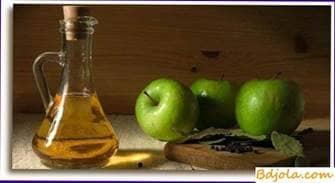 Vinagre de sidra de manzana con miel