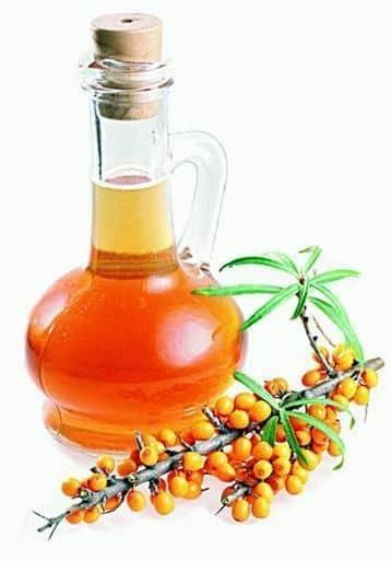 Cómo cocinar aceite de espino amarillo en casa