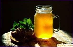 Honey kvas