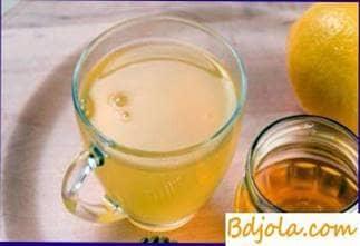 Zumos de miel de bayas y plantas medicinales