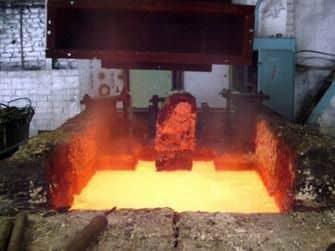 Cómo endurecer el metal
