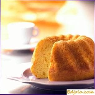 Honey Soft Cupcake