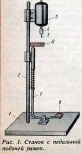 Как сделать сверлильный станок для сверления рамок в улей
