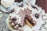 Фруктовый пирог с медом