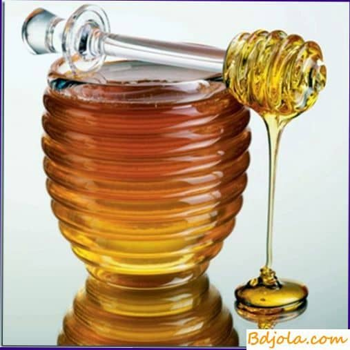 Барбарисовый мед