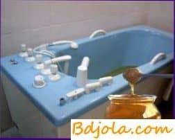 Медовые ванны