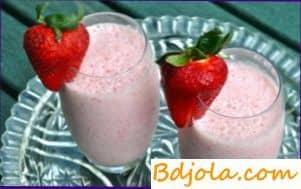 Молочно фруктовые напитки с медом